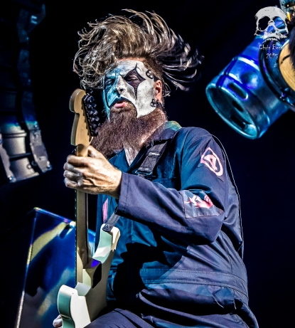 Jim Root Darien Lake