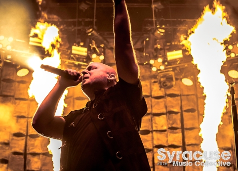 Disturbed Lakeview Amp 12