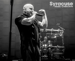 Disturbed Lakeview Amp 8