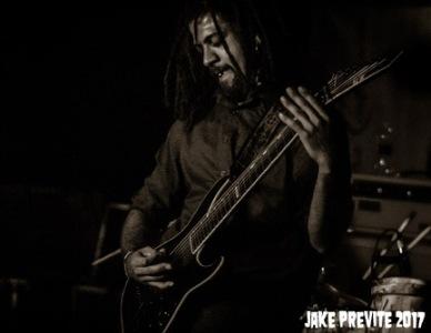 Jake Previte AKC-8