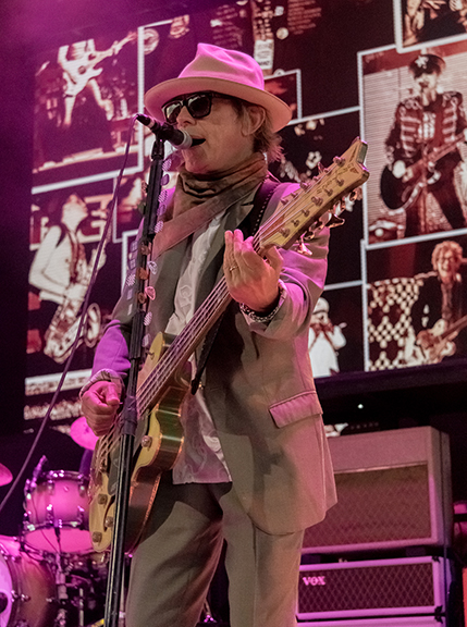 Chris Besaw Cheap Trick 2018-9