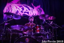 Jake Previte Plastic Warriors 1